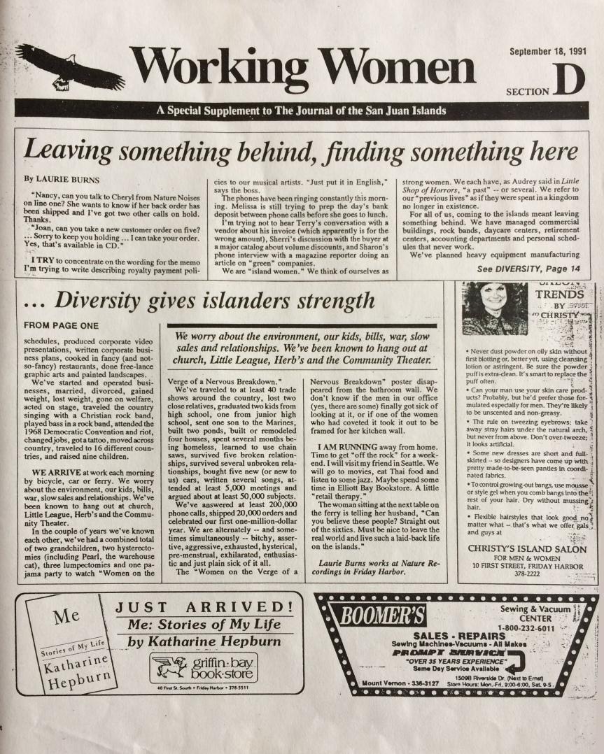 IslandWomen - JournaloftheSanJuans